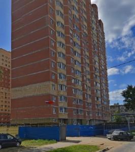 Перепланировка трехкомнатной квартиры Химки мкр Подрезково, ул Центральная д 4 корп 1